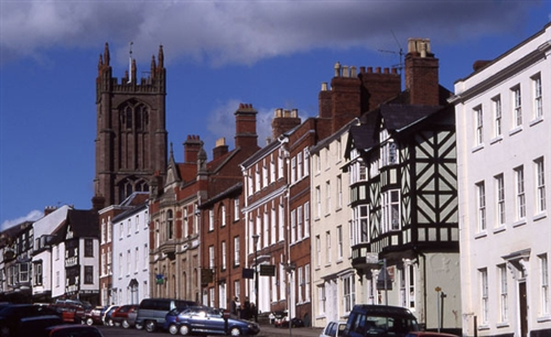 Historic Market Town of 